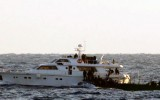 """השייטת משתלטת על האונייה האירית """"Saoirse"""" בדרכה לעזה, 2011 (צילום: דובר צה""""ל) shayetet"""