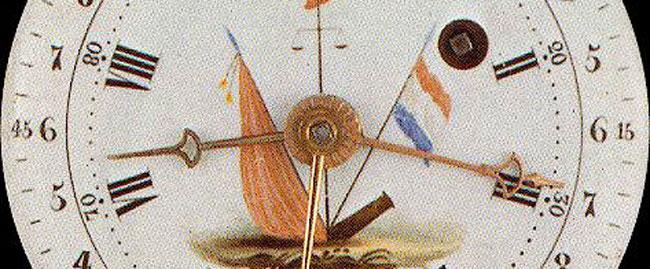 שעון רפובליקני לפי השיטה העשרונית מהפיכה הצרפתית decimalclock