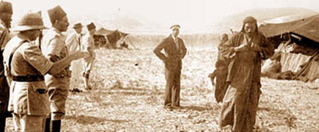 פינוי הישוב הבדואי קירי לטובת קיבוץ הזורע והמושבה יקנעם, 1938 פלסטינים נכבה כיבוש KIRI