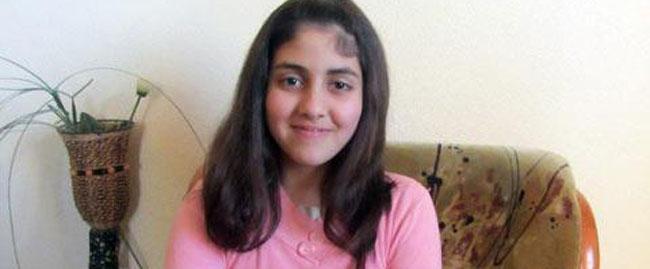 לין א-ספטאווי, בת 13, אינה מכירה את אביה הכלוא בישראל כבר 14 שנה ילדים פלסטינים lyn