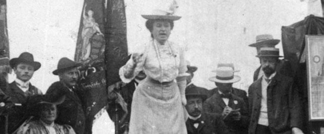 רוזה לוקסמבורג נשים פמיניזם קומוניזם סוציאליזם rosaluxemburg