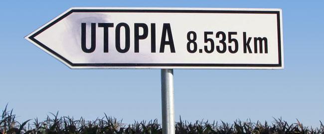 אוטופיה utopia