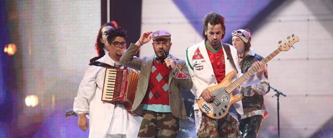 טיפקס באירוויזיון 2007 (מקור) להקה מוזיקה זמר Teapacks_Eurovision_2007