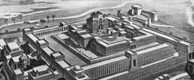 בית המקדש הראשון היסטוריה יהדות יהודים ישראל ירושלים תנך beitmikdash