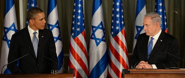 """ברק אובמה ביבי נתניהו ישראל ארה""""ב אמריקה bibi-vs-obama"""