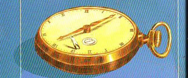"""מתוך כריכת בספר """"קץ ההיסטוריה והאדם האחרון"""" מאת פרנסיס פוקוימה שעון נאו ליברליזם פילוספיה endof"""