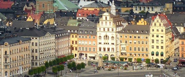 סטוקהולם, שבדיה שוודיה סקנדינביה אירופה STOKHOLM