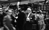 אולם מסחר בבורסיה לניירות ערך בניו יורק מניה מניות כלכלה כסף new york stock exchange bursa
