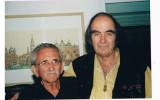 גדעון ספירו ודב ירמיה (צילום: גדעון ספירו) spiro160217