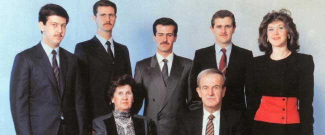 משפחת אסד (מקור) סוריה Al_Assad_family