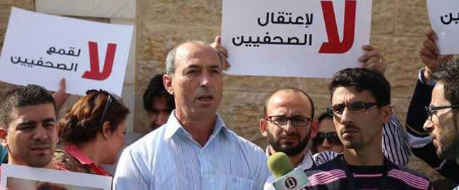 העיתונאי הפלסטיני עומר נזאל omar-nazzal