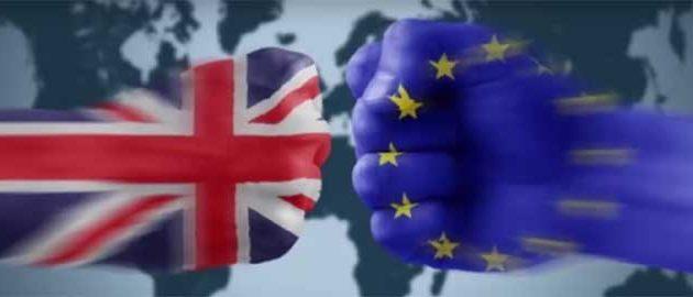 מתוך סרטון בעד התנתקות בריטניה מהאיחוד האירופי UK-EU