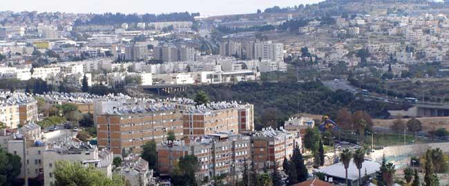 שכונות קטמון קטמונים ח ט שיכון סן מרטין שכונת פת ירושלים KatamonHet-Tet_and_SanMarti