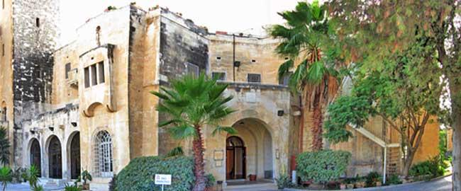הכנסייה הסקוטית בירושלים (מקור) scottish-church