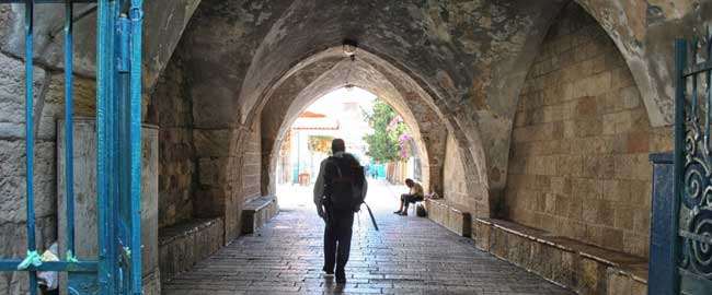 חסר בית ברחובות ירושלים (מקור) עוני הומלס jerusalem_street_-_1