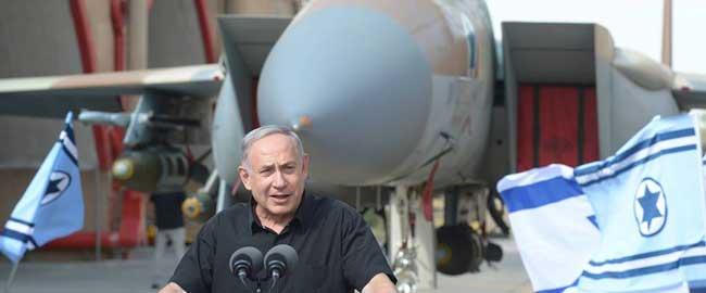 בנימין נתניהו מבקר בחיל האויר (צילום: עמוד הפייסבוק 'ראש ממשלת ישראל') ביבי מטוס צבא צהל bibiplane